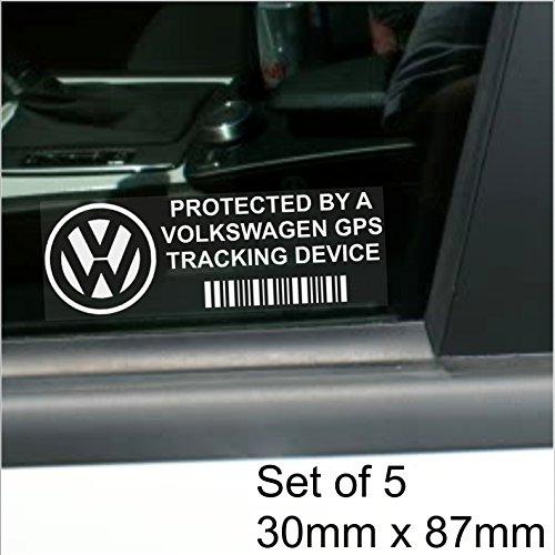 5-adesivi-per-finestrino-87-x-30-mm-volkswagen-gps-tracking-device-security-auto-furgone-pologolf-gt