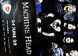 Machine Head TOURPOSTER KONZERTPLAKAT Concert Poster