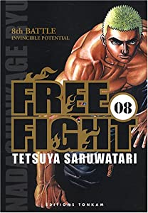 Free Fight Edition simple Tome 8