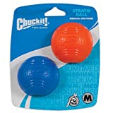 Chuckit! Strato Ball (2 Pack), Medium