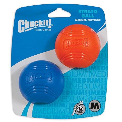 Chuckit! Strato Ball (2 Pack), Medium