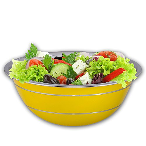 kosma-stainless-steel-mixing-bowl-salad-bowl-in-yellow-colour-exterior-and-mirror-finish-interior-34