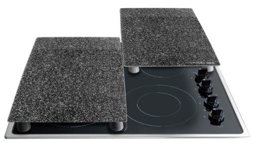 STONELINE® Herdabdeckplatten / Schneideplatten Set, 2-teilig