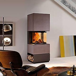 AUSTROFLAMM Design-Kamin Mel 55 Beton hell