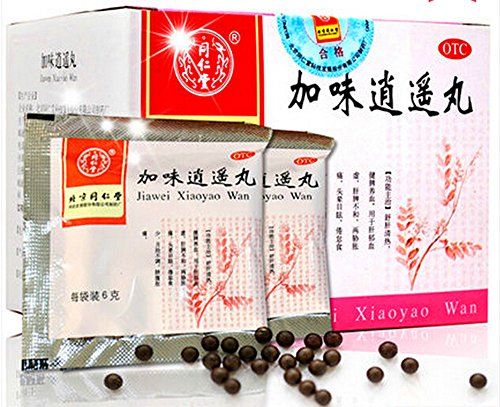 tongrentang-jia-wei-xiao-yao-wanhappy-pills6g-x-10-bags-pack-of-6