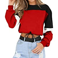 Tomatoa Damen Rundhalsausschnitt Langarm Sweatshirt Princess Top Bluse Shirt Langarm Pullover Hoodie Sport Hoodie... preisvergleich bei billige-tabletten.eu