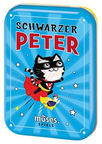 moses. Schwarzer Peter | Spiele-Klassiker | Für Kinder ab 4 Jahren (Spiele Kinder 4)