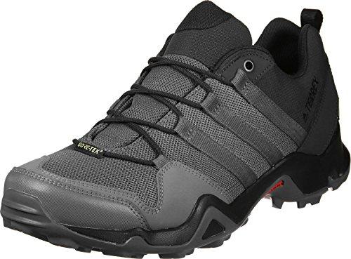 Adidas terrex ax2r GTX–Chaussures de randonnée, homme gris noir