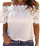 Imported Women Summer Lace Vest Top Slee...