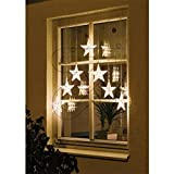 LED Sternenvorhang (Außenbereich)