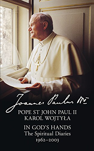 Very Much In God´S Hand por Pope St John Paul Ii