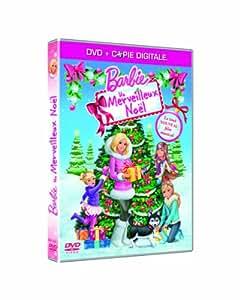 Barbie un merveilleux no l dvd blu ray - Un merveilleux noel barbie ...