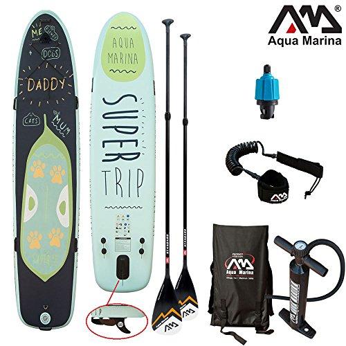 Aqua Marina SUPER TRIP 12'2″ Combo 2 / Stand Up Paddelb… | 04260452060786