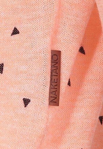 Naketano - Pull - Femme Apricot Melange