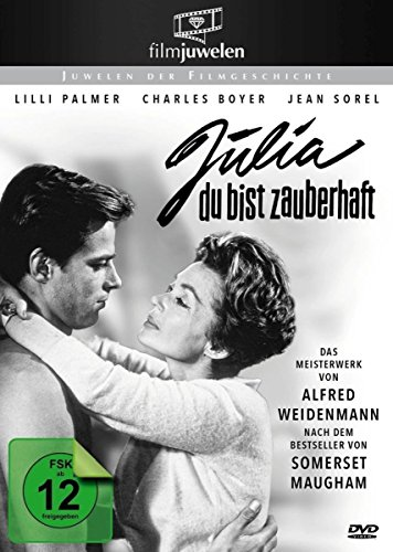 "Julia, Du bist zauberhaft - Nach dem Roman ""Theater"" (Filmjuwelen)"