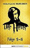 Der Hexer -  Folge 5-8 (Der Hexer - Sammelband 2)