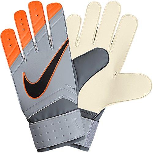 Nike Bekleidung GK Match, Grey/Total Orange/Black, 8