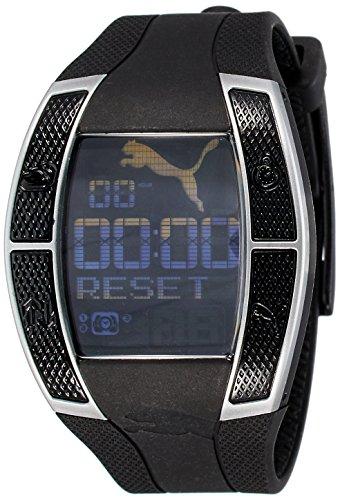 (CERTIFIED REFURBISHED) Puma  Digital Black Dial Men's Watch – PU910421003