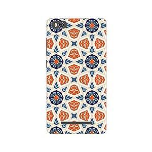 Garmor Designer Plastic Back Cover For Xiaomi Mi 4c