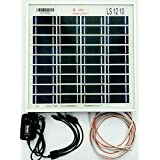 10W 12V Solar Penal For Mobile and Battery Charging