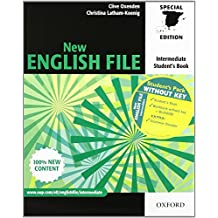 New English File Intermediate. Student's Book and Workbook without Key Multi-ROM Pack (New English File Second Edition)