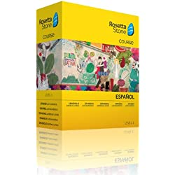Rosetta Stone Spanish (Latin America) Level 1 (PC/Mac)