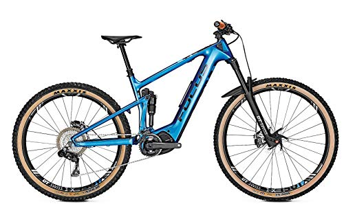 Focus Jam² 9.8 Drifter Shimano Steps Fullsuspension Elektro All Mountain Bike 2019 (L/47cm, Petrol)