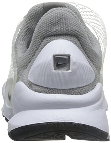 Nike 848475-400, Scarpe da Trail Running Donna medium grey black white 001