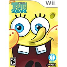 SpongeBob Truth Or Square - Nintendo Wii (Renewed)