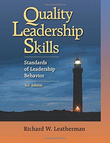Quality-Leadership-Skills-3rd-Edition-Standards-of-leadership-behavior