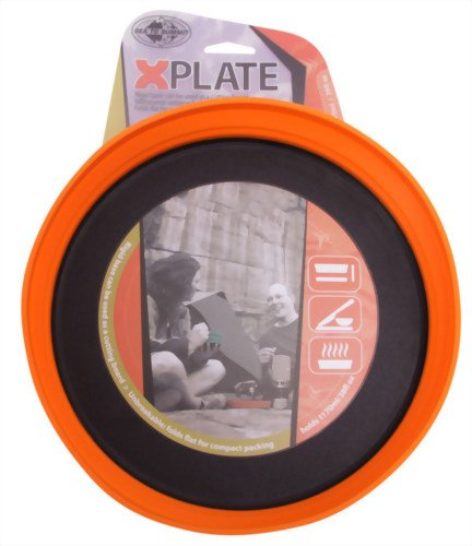 Sea to Summit X Plate,Orange (Japan Import) -