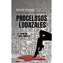 Procelosos Lodazales: Segundo caso de la detective Yaiza Cabrera