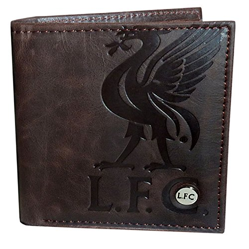 Liverpool F.C. Liverpool Fc Luxury Brown Wallet