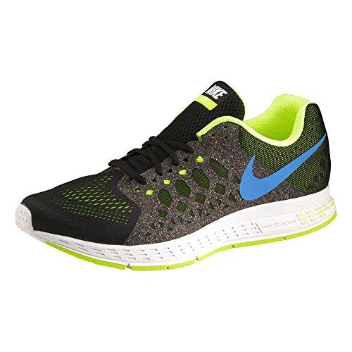 Nike, Laufschuhe für Herren BLACK/PHOTO BLUE-WHITE