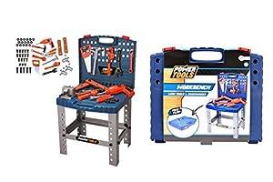 Toi-Toys-Mesa de Herramientas en maletín Figura, 38123a, Multicolor