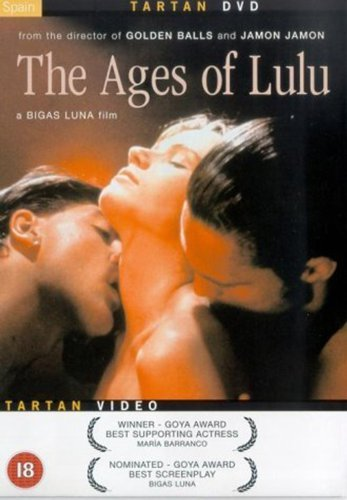 The Ages Of Lulu [DVD] by Francesca Neri