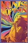 "Janis Joplin Poster ""Live In Concert""..."