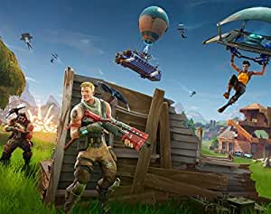 Fortnite video game poster print 10x8 for Chair in fortnite