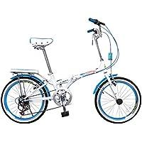 XQ- Faltrad Erwachsene Schüler 7 Geschwindigkeitsänderung 20 Zoll