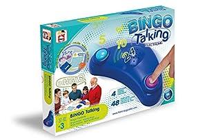 Chicos - Bingo Electrónico Parlante (Fábrica de Juguetes 22409)
