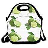 VTXWL Limes Collection Latest Lunch Tote Lunch Bag Office Reusable