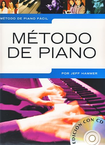 HAMMER J. - Metodo de Piano Facil (Inc.CD)