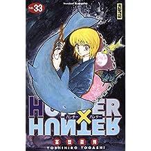 Hunter X Hunter, tome 33