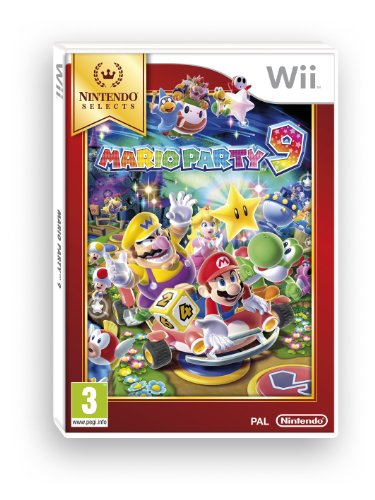 Nintendo Selects: Mario Party 9 (Nintendo Wii)