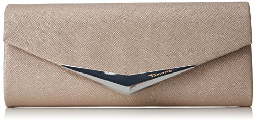 Tamaris Damen Tamara Clutch Bag, Pink (Rose), 5x11x26 cm