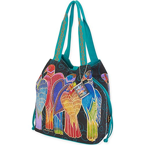 laurel-burch-brazilian-laurel-burch-tote-in-acrilico-multicolore