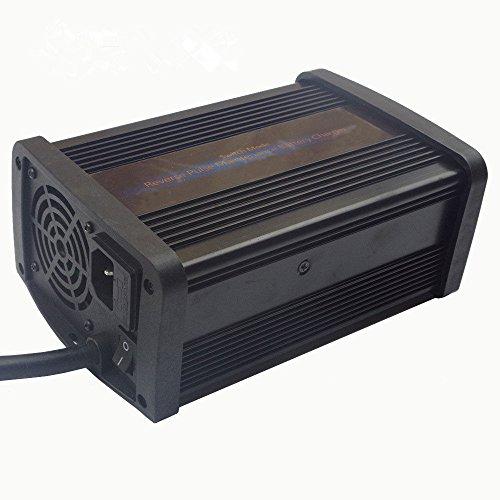 48 V automatico 6A-Caricabatteria per Auto con monitor 7-step-Kit di manutenzione per motore Desulfator carica batterie