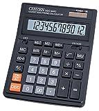 Citizen SDC444S Kaufmänischer Tischrechner mit Rundungsfunktion
