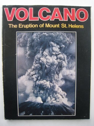 Volcano: The Eruption of Mount St. Helens by Longview Publishing Company (1980-07-01) par Longview Publishing Company