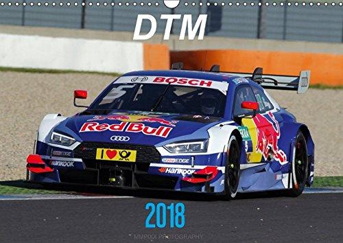 DTM 2018 (Wandkalender 2018 DIN A3 quer): Deutsche Tourenwagen Masters - Motorsport auf hohem Niveau (Monatskalender, 14 Seiten ) (CALVENDO Mobilitaet) (Pilot Sport Training)